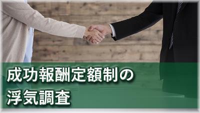 探偵豊田 浮気調査豊田 成功報酬定額制の浮気調査